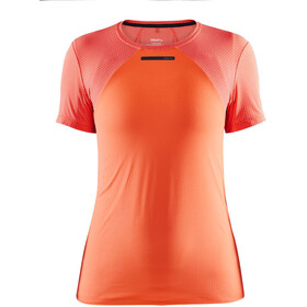 Craft Vent SS Mesh Tee Women, shock